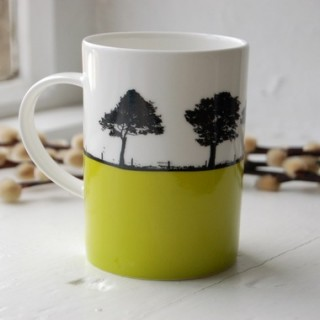 Harrogate Bone China Mug - Individually Boxed