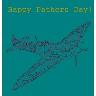 spitfire Happy Fathers Day