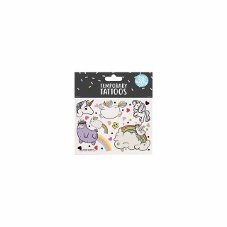 Unicorns Temporary Tattoos