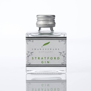 Shakespeare Distillery - Stratford Gin 5cl Miniature