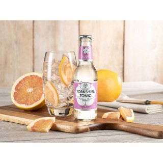 Yorkshire Tonic - Pink Grapefuit - 200ml