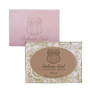 Country Cottage Rose Soap