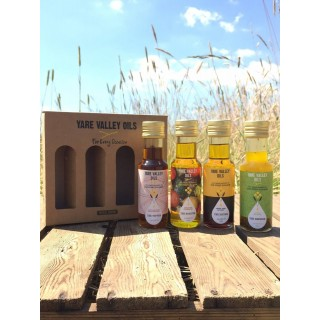 Specially Created Oil Selection/gift Pack: For Every Occasion