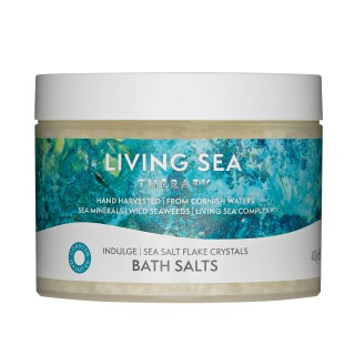 Indulge | Sea Salt Flake Crystal Bath Salts