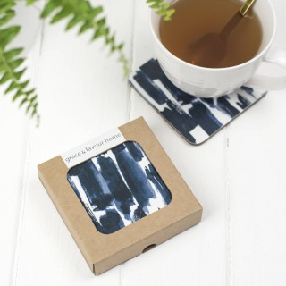 Paloma Coasters, Boxed set of 4