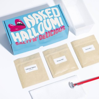 Make Your Own Halloumi Kit