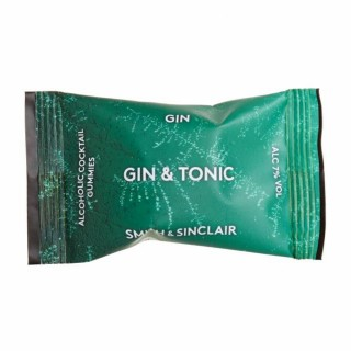 Gin And Tonic - Alcoholic Cocktail Gummies