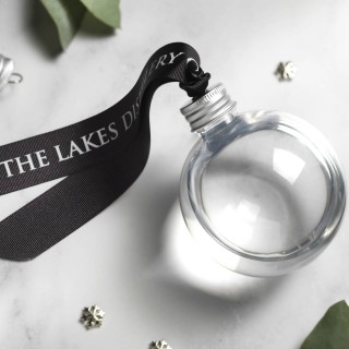 The Lakes Gin Bauble - Single 20cl Gift Box