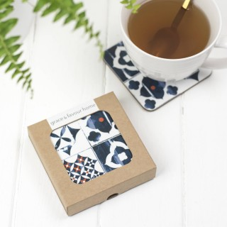 Marisol Coasters, Boxed set of 4
