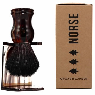Shaving Brush - Tortoiseshell