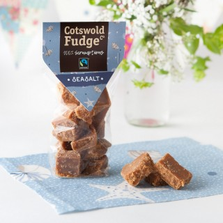 Seasalt Fudge