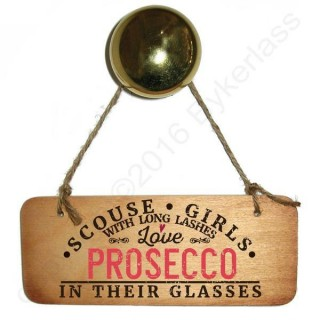 Scouse Girls With Long Lashes Love Prosecco In The