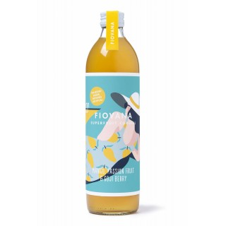 Mango, Passion Fruit & Goji Berry Cordial