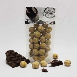 Beer & Chocolate Hardboiled Sweet Pouch