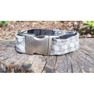 Dog Collar Holborn Taupe