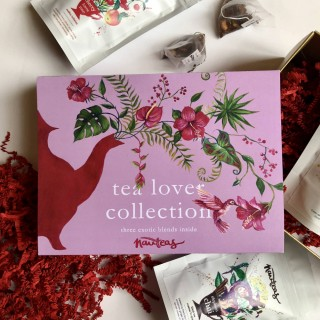 Tea Lover Collection - Gift Box Of 3 Exotic Teas