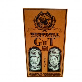 Teetotal G'n't - 4 Bottle Gift Pack