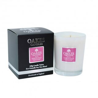 180g Candle - Pink Pepper, Fig & Pomegranate