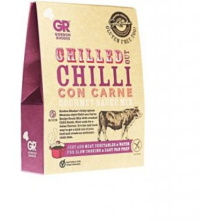 Gordon Rhodes' Chilled Out Chilli Con Carne Gourmet Sauce Mix