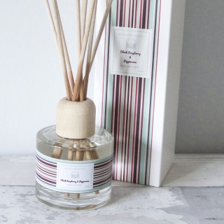 Black Raspberry & Peppercorn Classic Reed Diffuser