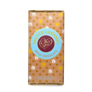 90g Salted Caramel Milk Chocolate Bar