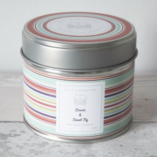 Cassis & Sweet Fig Classic Candle Tin