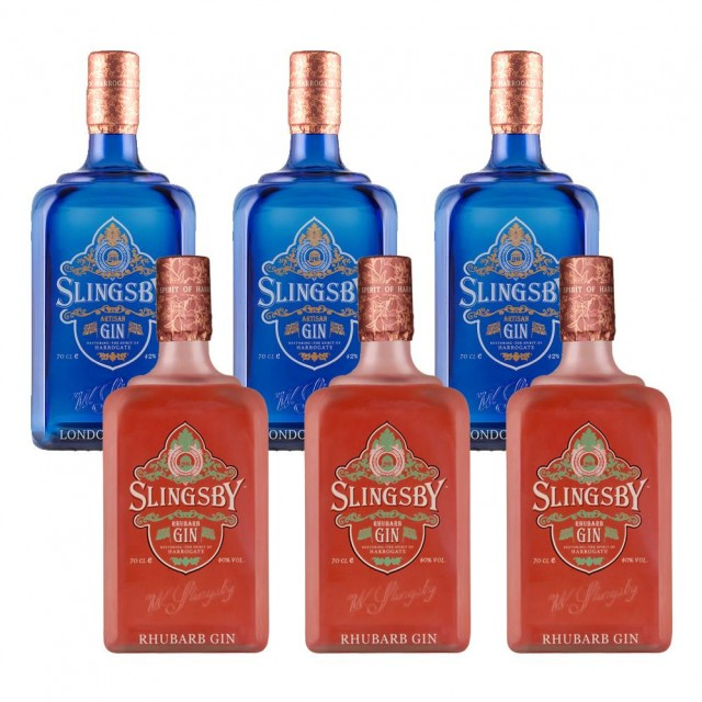 Slingsby Gin - Mixed Case