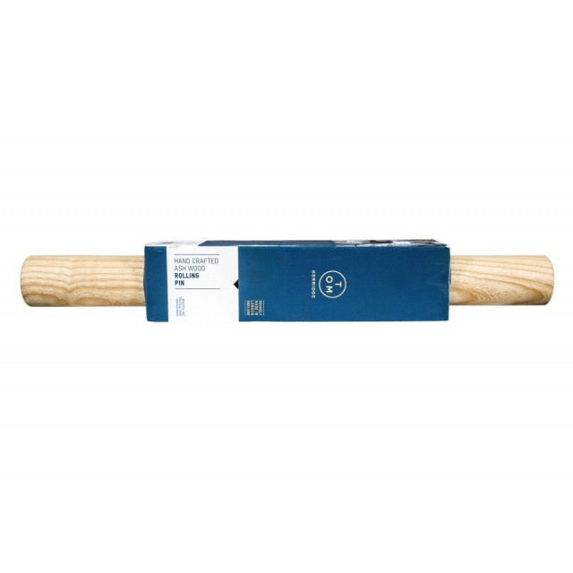 Tom Kerridge Hand Crafted Ash Wood Rolling Pin