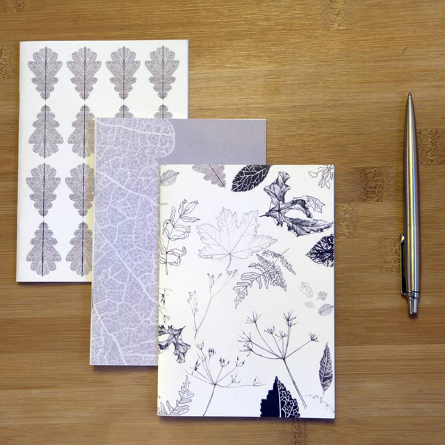 Hedgerow Medley Eco-friendly A6 Notebook