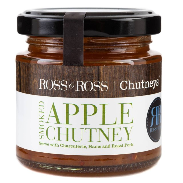 Smoked Apple Chutney