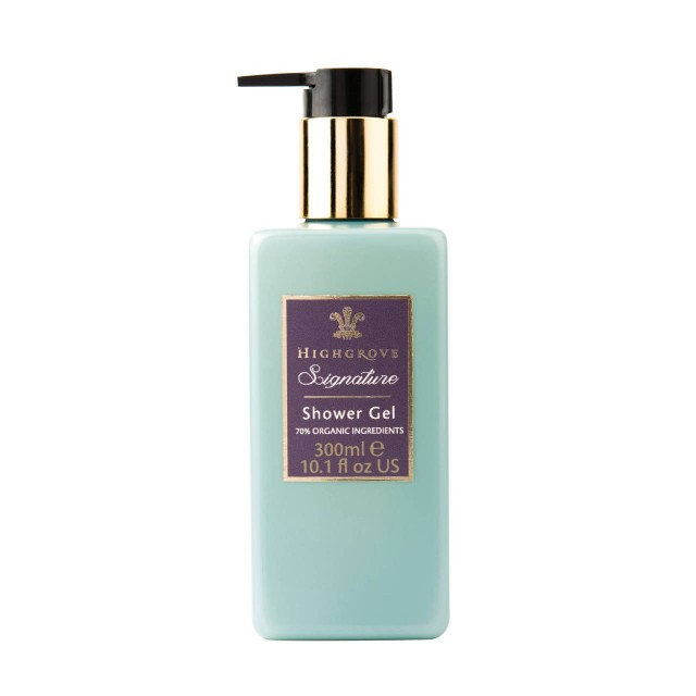 Royal Highgrove Signature Shower Gel