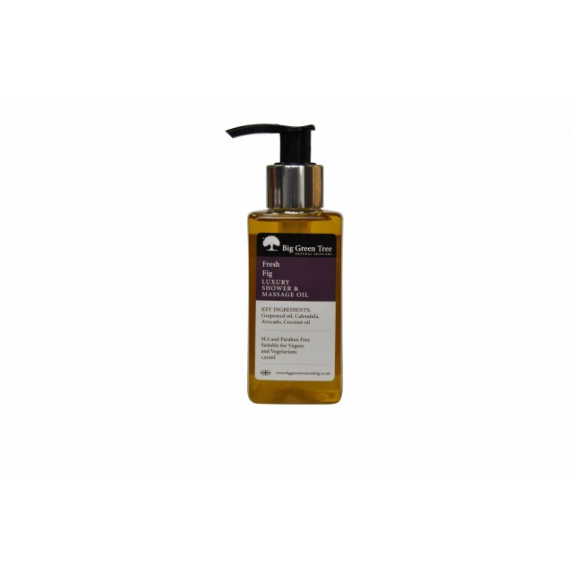 Fresh Fig Shower And Massage Oil 150ml