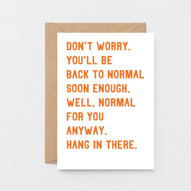 SixElevenCreations-Get Well Card-SE2037A6-Kraft