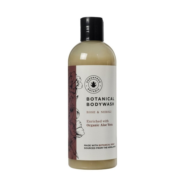 Botanical Bodywash - Neroli and Rose - 300ml