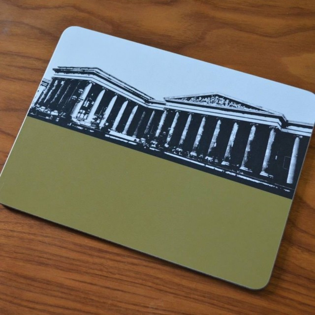 London - British Museum Table Mat