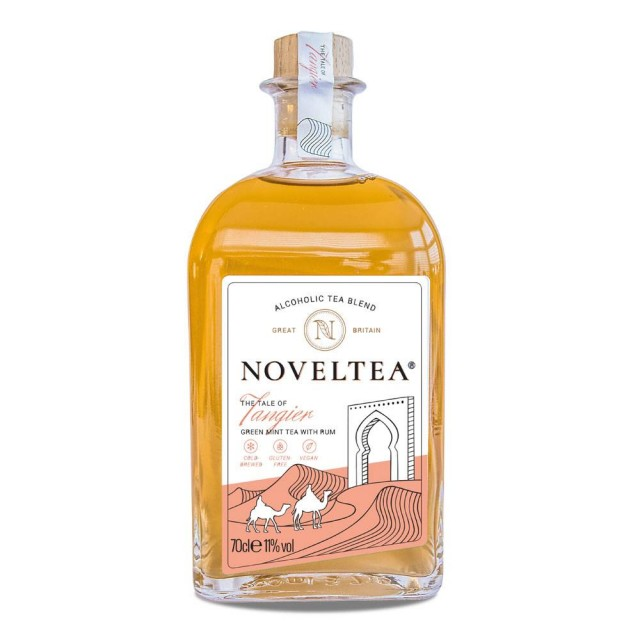 The Tale Of Tangier - Mint Tea With Rum (700ml)