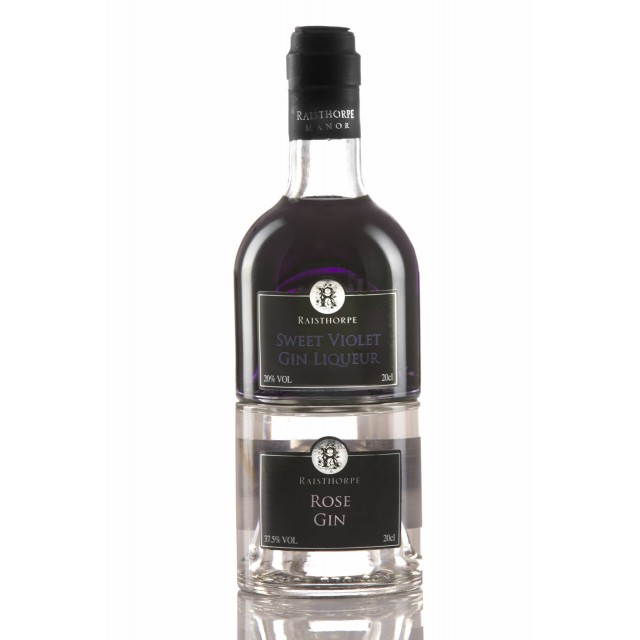 Raisthorpe Manor Sweet Violet Stacker Top 20cl