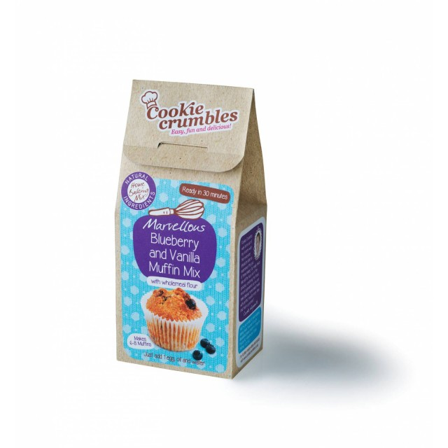 Marvellous Blueberry & Vanilla Muffin Mix