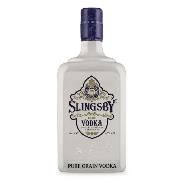Slingsby Pure Grain Vodka