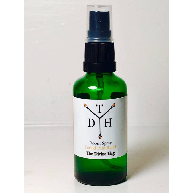 Organic Period Relief Aromatherapy Room Mist 50ml