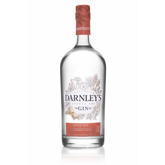 Darnley's Spiced Gin