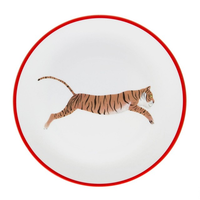 Circus Tiger Plate