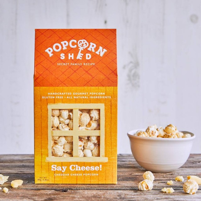 Gourmet Popcorn Gifts - Say Cheese