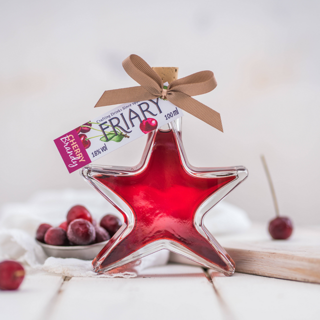 Cherry Brandy Liqueur Star