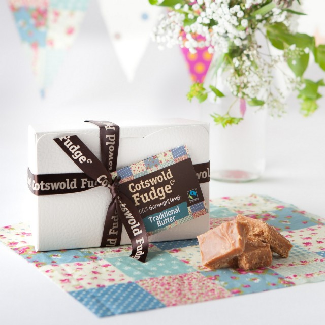 Traditional Butter Fudge Gift Box