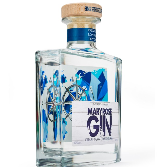 Mary Rose Gin - Front Shot