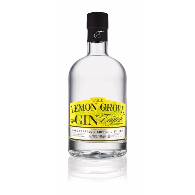 The Lemon Grove Gin 70cl