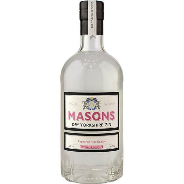 Masons Yorkshire Gin - Peppered Pear Edition 70cl