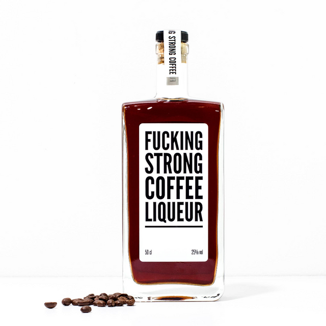 Fucking Strong Coffee Liqueur