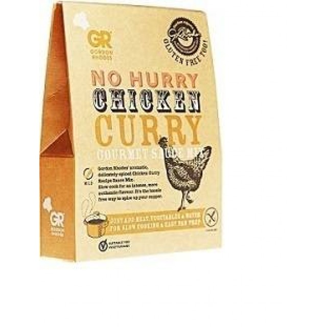 Gordon Rhodes' No Hurry Chicken Curry Sauce Mix